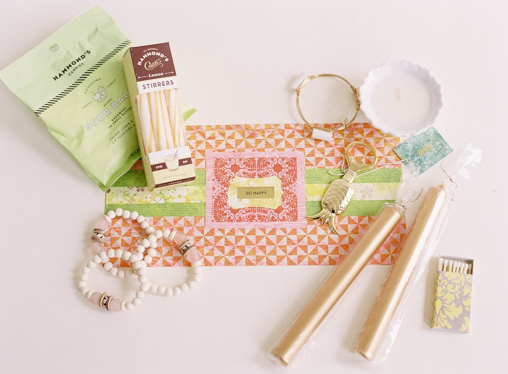 Shower Hostess Thank You gift collection