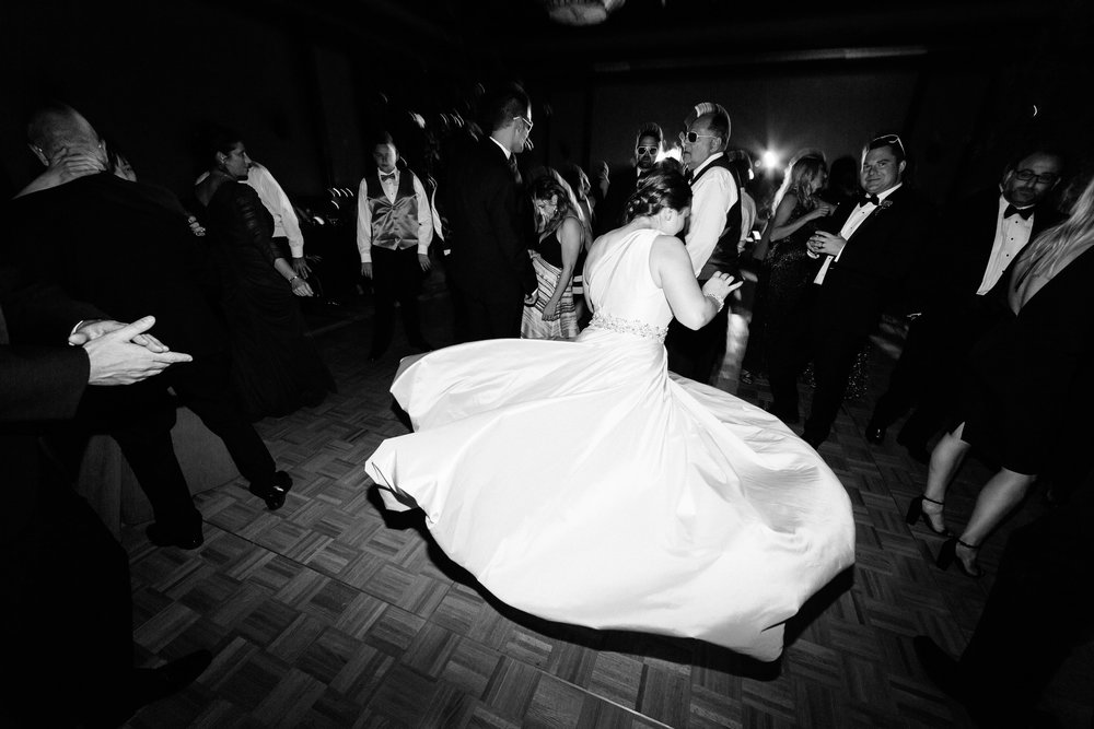 53 Tanya's dress was the absolute BEST to twirl in
