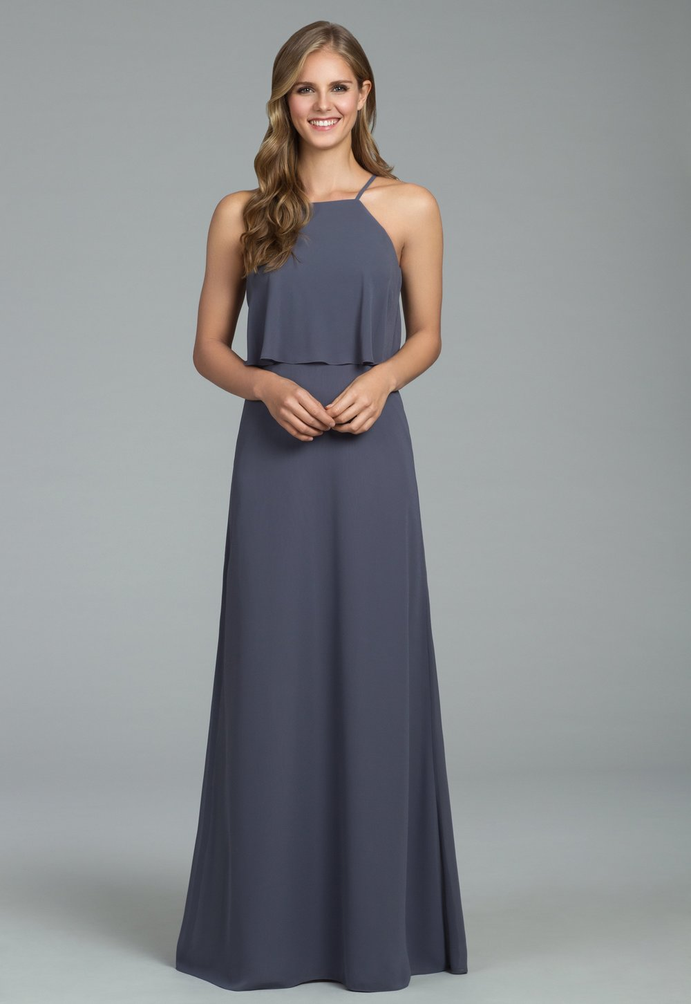 Hayley Paige Occasions Bridesmaids Special Occasion Spring 2018 style 5807