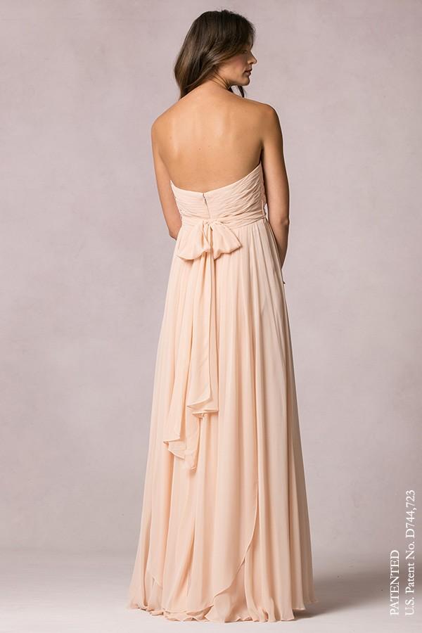 Back bow detail by Jenny Yoo Bridesmaids