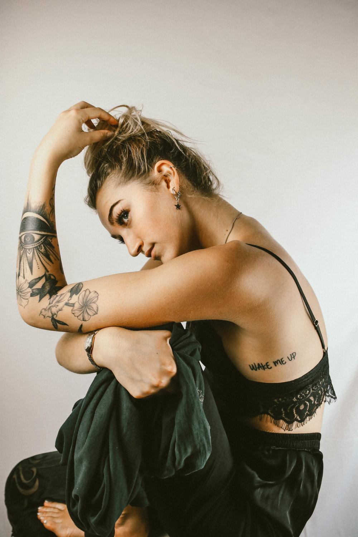 The stunning Sophia Giolitti
