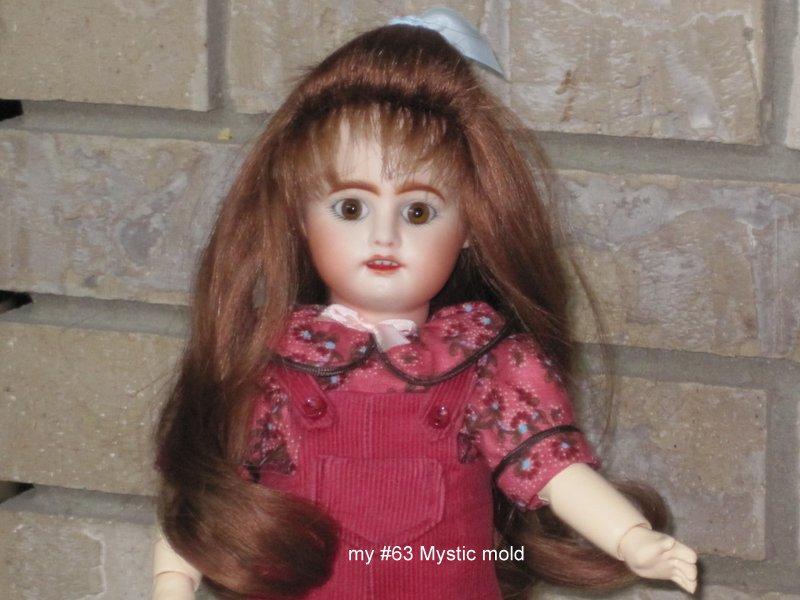 Mystic Mold Bleuette
