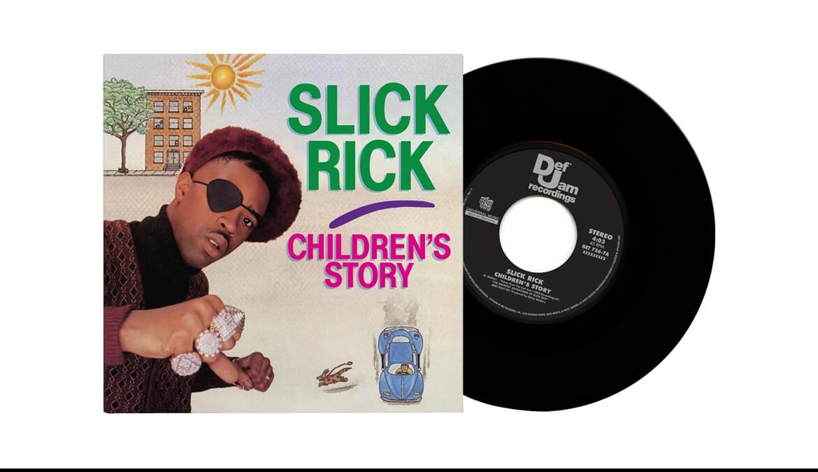 Slick-Rick-Childrens-Story-7-in