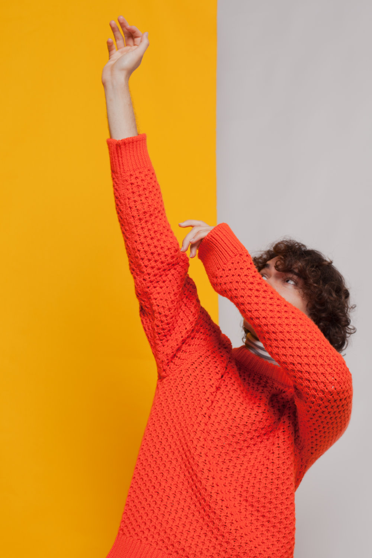 Knitwear by Calvin Klein