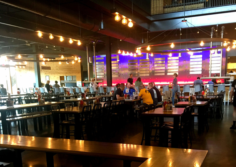 Surly's Beer Hall in Minneapolis