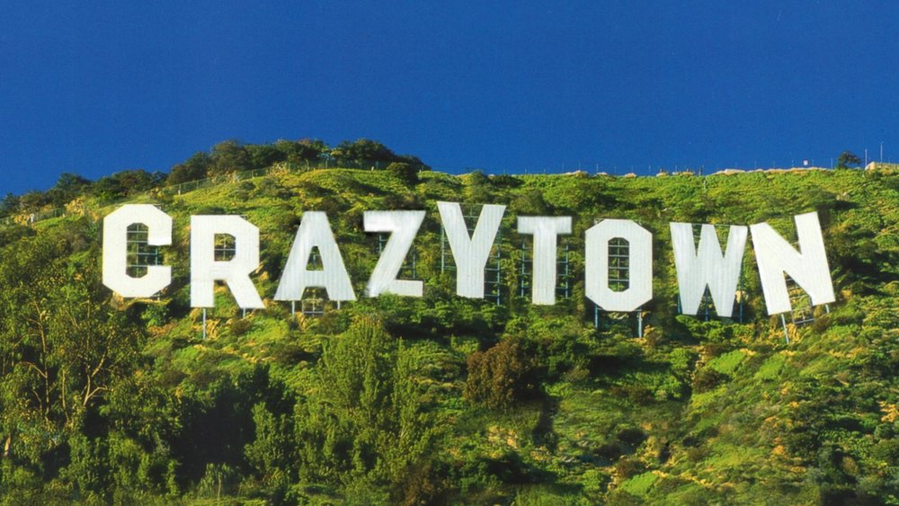 Crazy Town…wish you were herexoxo Kris -