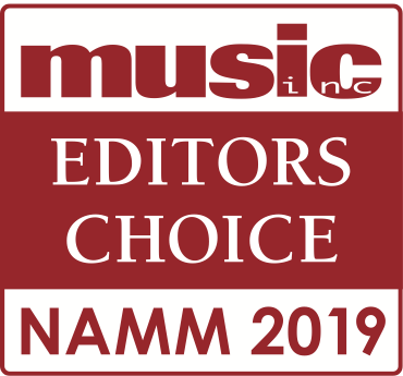 A Big thank you to Music Inc. Magazine and Upbeat daily for this prestigious award. -
