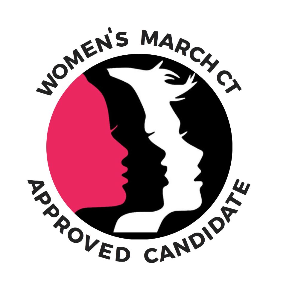 Womens March CT Approved Candidate Logo.png