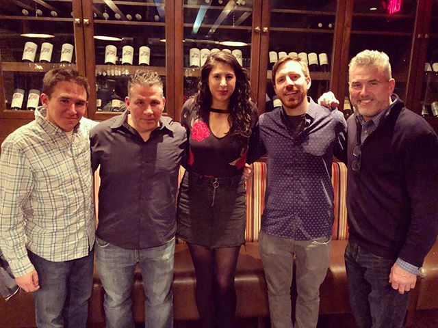 Fun show last night @parkwestloftnj ! Shout out to @notsteverogers @joezimmerman & @comicmikev for killing it! #607comedy . . . . . . . . . #607comedy #standup #standupcomedy #bitchesbrew #comedianne #comedians #lol #funny #femalecomedian #SLU #stlawu #stlawrenceu #tallgirls #italian #basketball #athlete #female #cakeboss #family #jerseygirls #cusenation #cuse #comics #bergencounty #ridgewood #valentinesday #newjersey