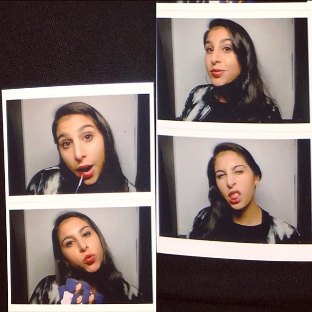 #partyofone . . . . . . . #creekandthecave #creekcavelic #comedy #standup #photobooth #comedian #comedianne #cusenation #female #slu #stlawu #bitchesbrew #607comedy