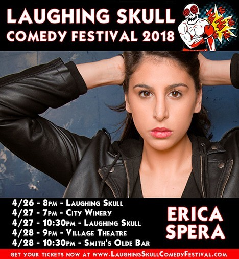 I'll be in the ATL this weekend looking for @ludacris . @laughingskulllounge . . . . . #Atlanta #laughingskull #comedyfestival #laughingskullcomedyfestival #2018 #comedy #atl #luda #touchthetoes #yeah