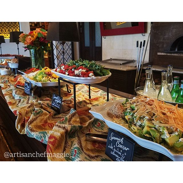 What a beautiful spread! We did this food for some guests from the Four Seasons touring a property.Book with us! link in bio.⁣ #food #chef #dessert #passedappetizers #horsdoeuvres #chefsofinstagram #catering #privatechef #appetizers #partyplanning #weddingplanning #weddingfood #weddingwyoming #wyomingwedding #lasvegasfood #lasvegaswedding #delicious #handmade #lasvegas #foodie #wyoming #jacksonhole #starvalley #cheflife #airbnb