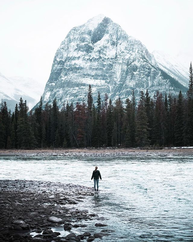 /Larger than Life/  Looking forward to some new adventurers! Tell me what your winter plans are👇 . . . . #heatercentral #tonewars #way2ill #manipulation #welivetoexplore #wonderful_places #roamtheplanet #wondermore #lensbible #stayandwander #voyaged #tentree #jaspernationalpark #explorecanada #explorealberta #explorethenew #moodnation #keepnaturewild #canada🇨🇦