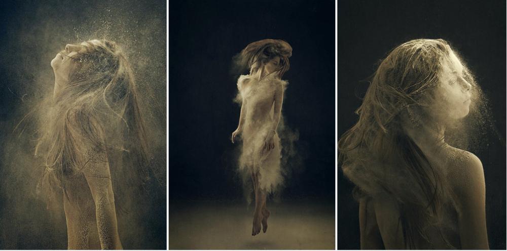 AMELIA'S SELF PORTRAITS