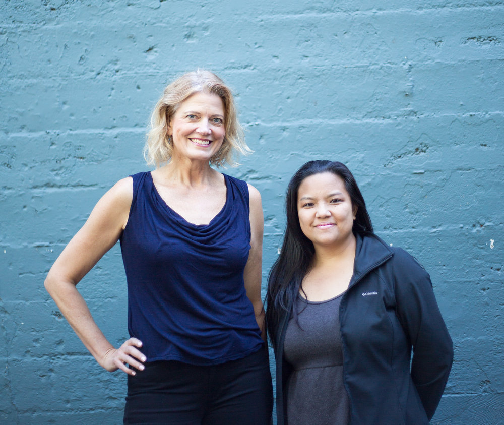 Health Equity Partners co-founders Kristy LaFollette and Tina Semko