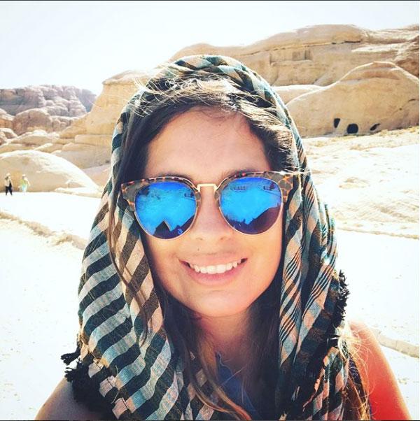 Hola soy Bianca - Viajera, Periodista & Diseñadora