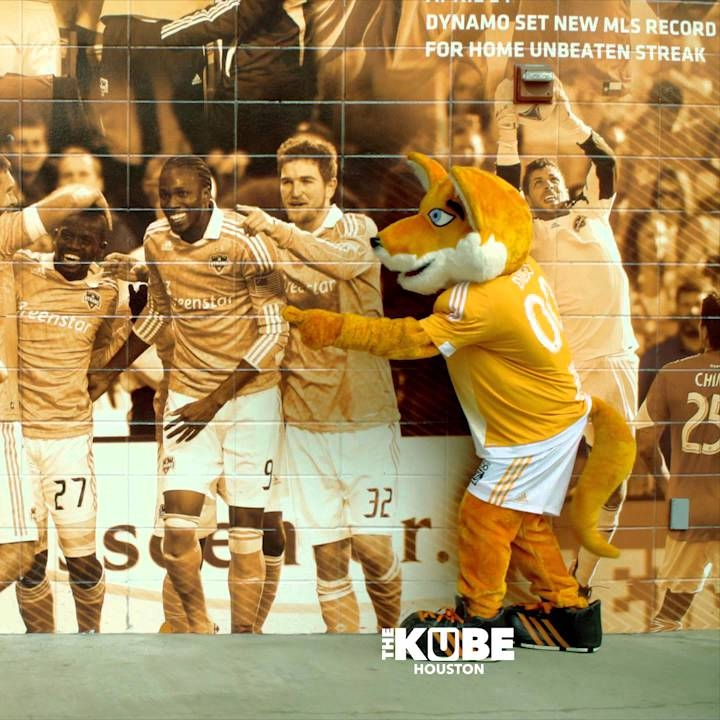 KUBE TV - KuBE TV is the home of the Houston Dynamo and Houston's leader in live televised sports