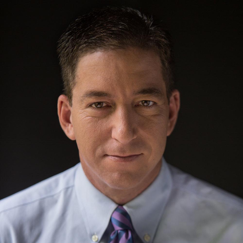 Glenn Greenwald Journalist and Founder of The Intercept
