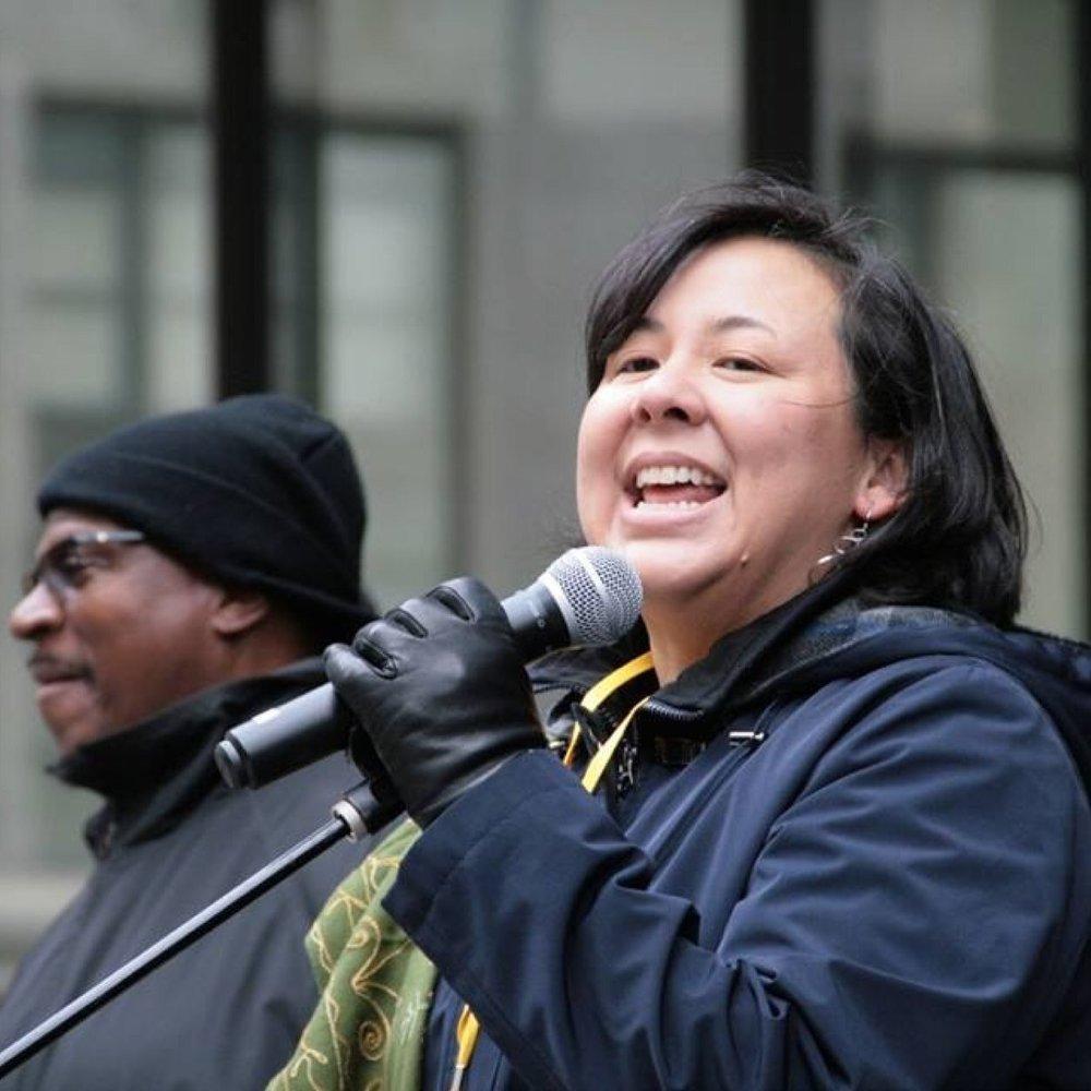 Margaret Huang Executive Director, Amnesty Interanational USA