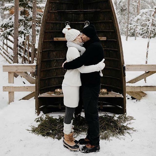 Winter Wonder by @patrickkarkkolainen // Edited with #levitijerinapresets