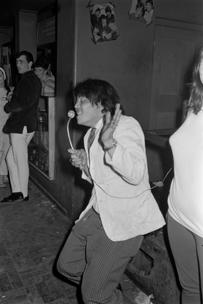 The Catacombs, November 1968
