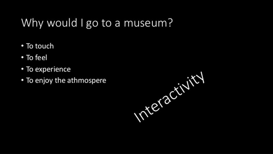 Kuva esityksestä: What if? Your museum was my theatre / Chris Van Goethem