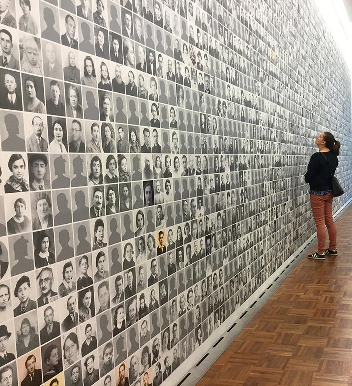 Dossin Kazerne / Holocaust and Human Rights Museum, Mechelen. Kuvat: Eeva Kyllönen