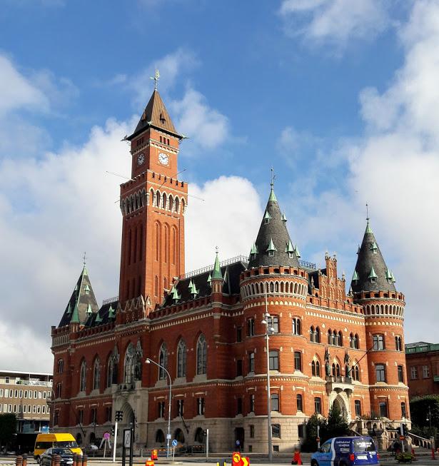 Helsingborgin raatihuone