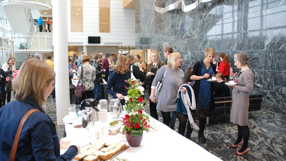 verkostoidu edustamalla - vie museo-osaamista maailmalle ja tutustu kollegoihin