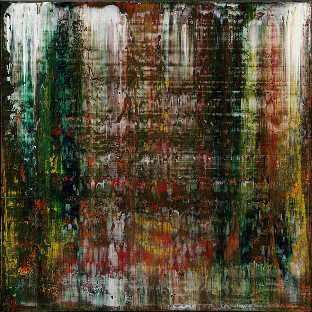 Robert Huang, Mixed media, 2017 (100x100cm)