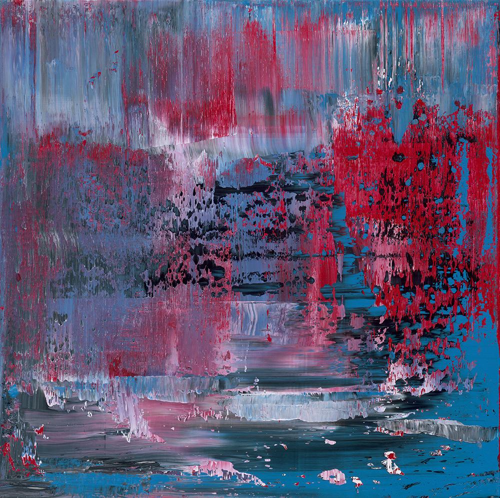 Impression in Kenting I, Robert Huang, Mixed media, 2016 (60x60cm)