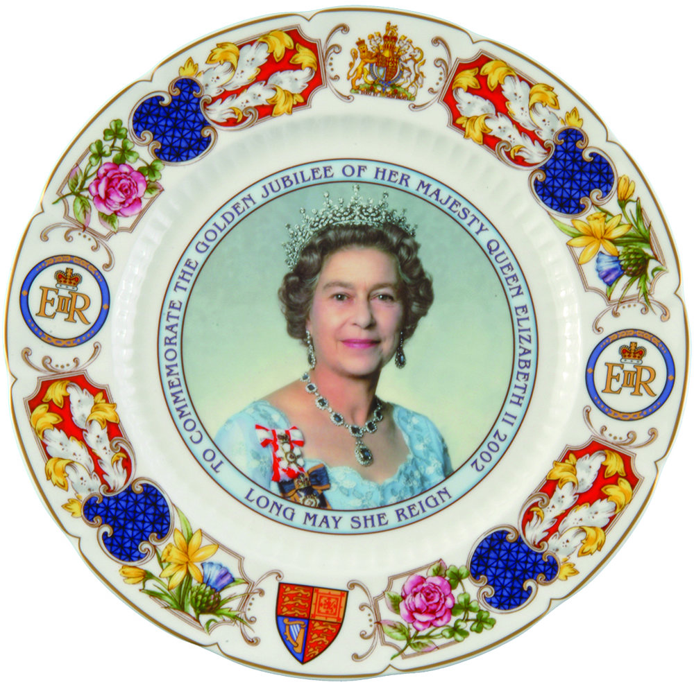 2002 To Commemorate The Golden Jubilee of Her Majesty Queen Elizabeth Ⅱ - Robert Huang