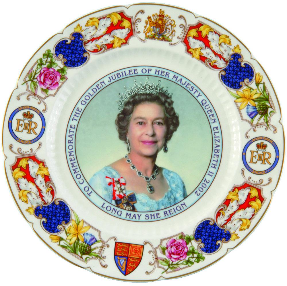 2002 To Commemorate The Golden Jubilee of Her Majesty Queen Elizabeth Ⅱ- Robert Huang