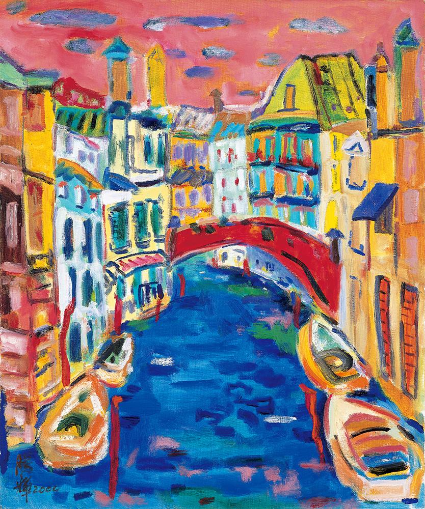 17-威尼斯之二(油畫)72.5_60.5.jpg