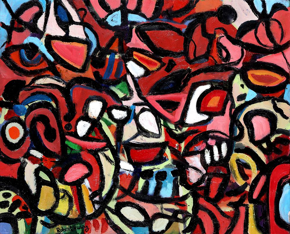 26畫作名稱:玫瑰之舞之六(尺寸82.5x100.5cm)_2009.jpg