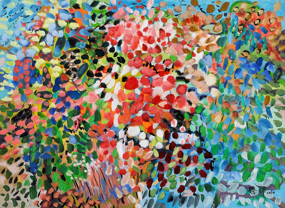 28畫作名稱:滿園玫瑰之三(130x96.5cm)_2010.jpg