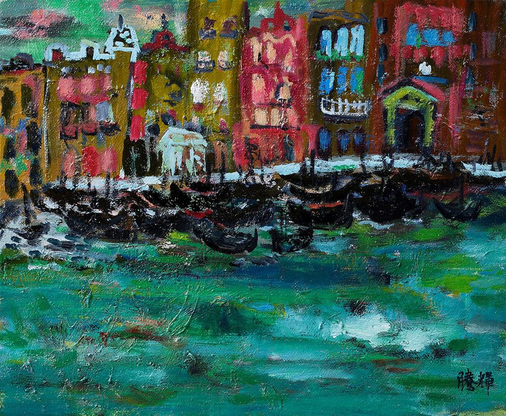 45威尼斯之夜(65x50cm)2011.jpg