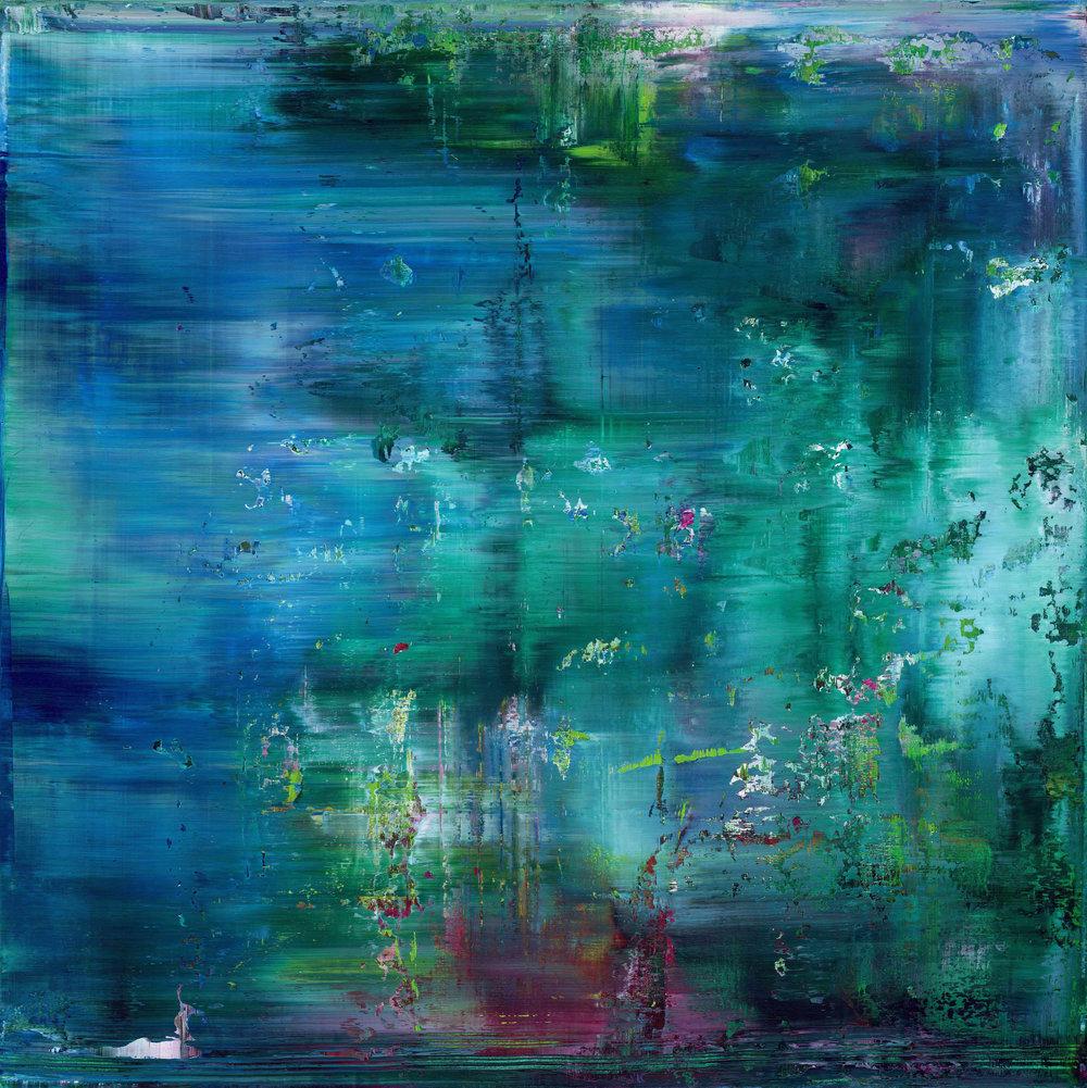 Robert Huang 2018 (130x130cm)