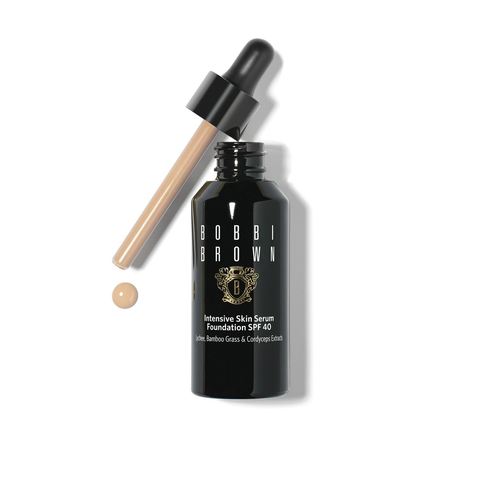 "Praseetha: ""The Intensive Skin Serum Foundation was amazing. I have yet to find a foundation that actually blends in so well with my skin tone. Plus it didn't look cakey (I should give this thanks to the Bobbi Brown makeup artist haha) , and it did not feel heavy at all which is always a plus. -"