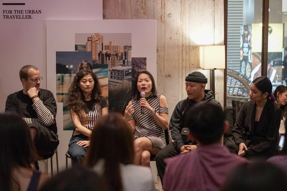Fashion Talks with MINI FASHION x The Woolmark Company at KLFW 2018