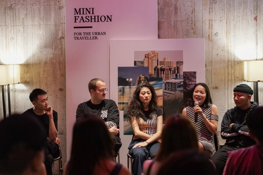 Fashion Talks with MINI FASHION x The Woolmark Company at KLFW 2018