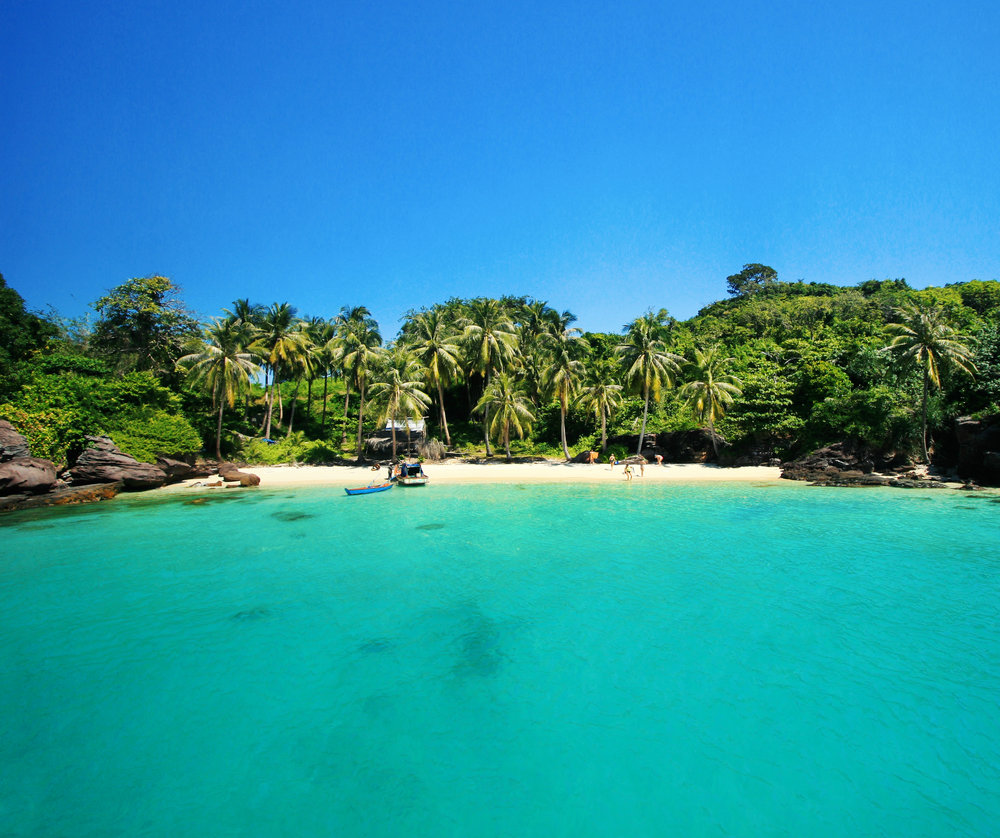 Phu Quoc, Vietnam - Fingernail Island