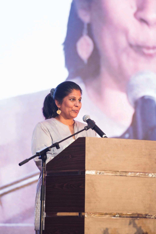 NCSM President, Dr Saunthari Somasundaram