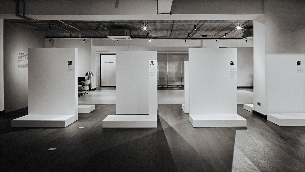 'Confluential 3.0: Prêt-À-Porter' exhibition space on Level 7 at Bangunan KSK
