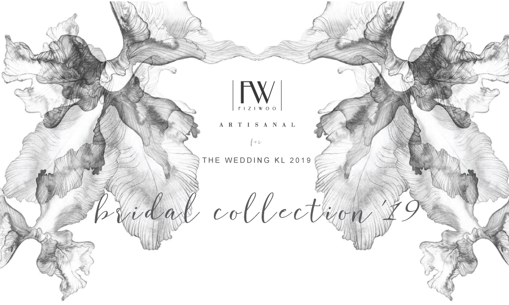 Check Out The Full Bridal Collection by Fizi Woo Here