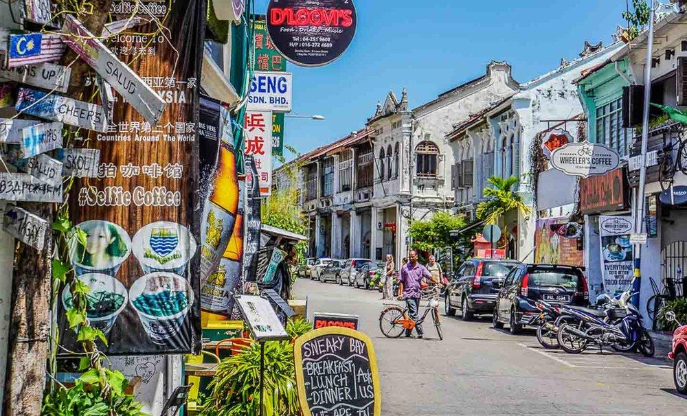 Love Lane, Georgetown Penang