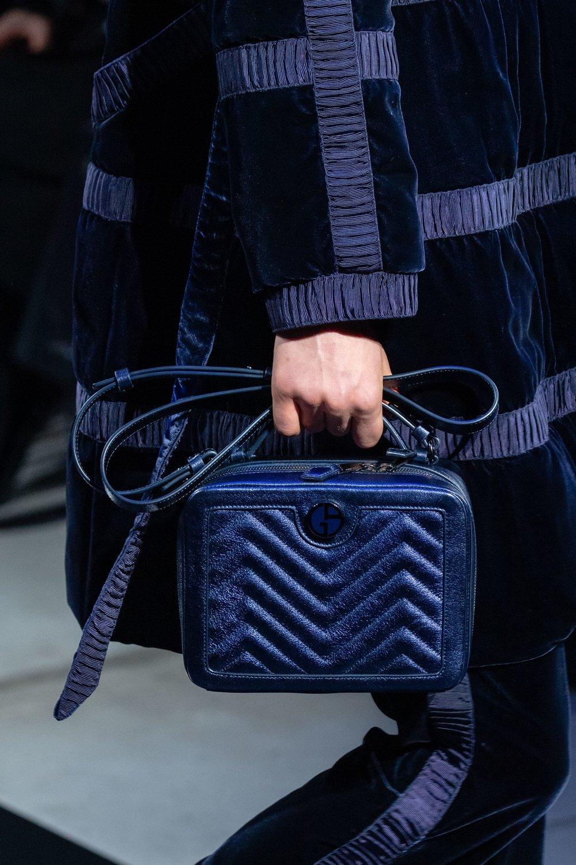 MFW 2019- Giorgio Armani