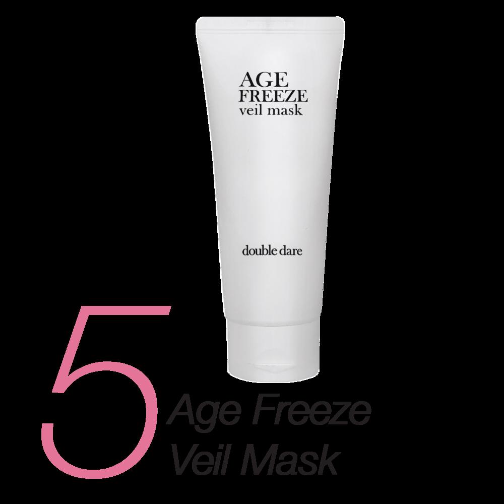 5.    Age Freeze Veil Mask