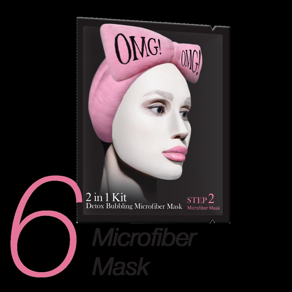 6.   Microfiber Mask