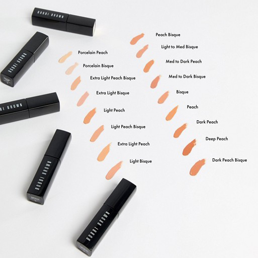BOBBI BROWN COLOUR RANGE